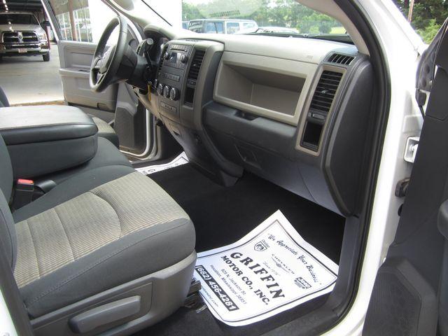 2012 Ram 1500 ST Quad Cab 4x4 Houston, Mississippi 11