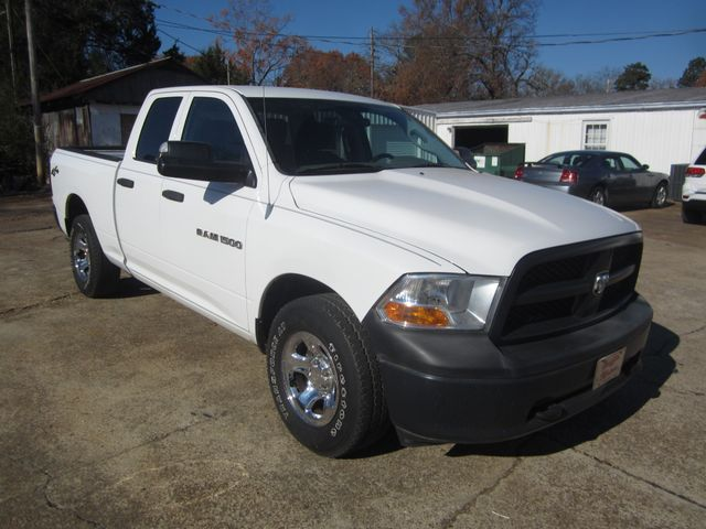 2012 Ram 1500 ST Quad Cab 4x4 Houston, Mississippi 1