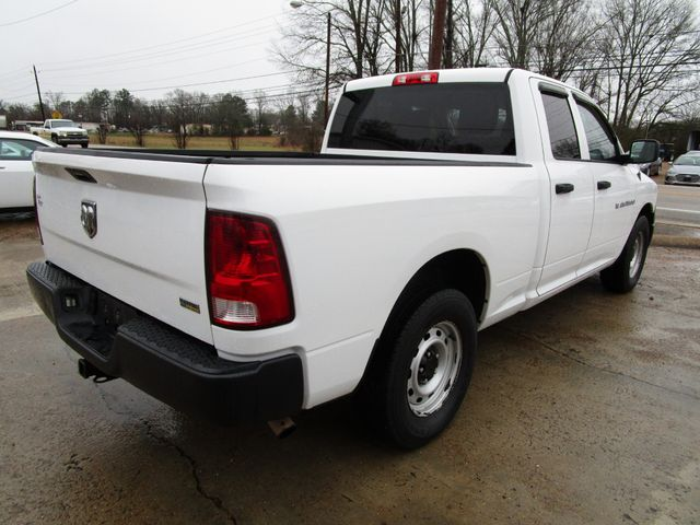 2012 Ram 1500 ST Quad Cab Houston, Mississippi 5