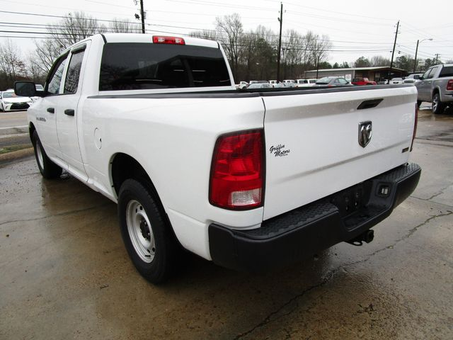 2012 Ram 1500 ST Quad Cab Houston, Mississippi 4