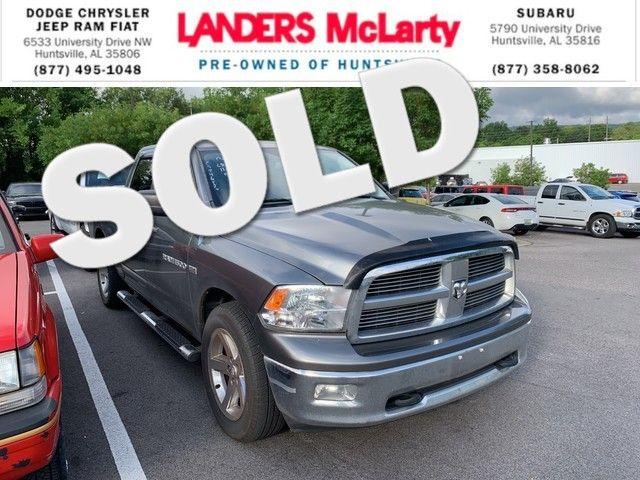 2012 Ram 1500 Big Horn   Huntsville, Alabama   Landers Mclarty DCJ & Subaru in  Alabama