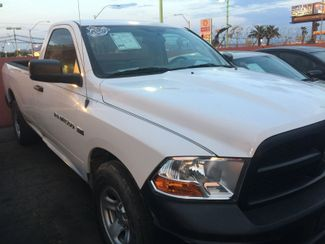 2012 Dodge RAM 1500 Tradesman AUTOWORLD (702) 452-8488 Las Vegas, Nevada 1