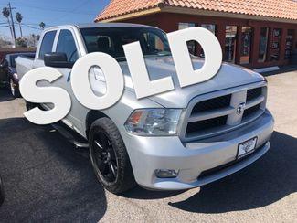 2012 Dodge RAM 1500 Express CAR PROS AUTO CENTER (702) 405-9905 Las Vegas, Nevada