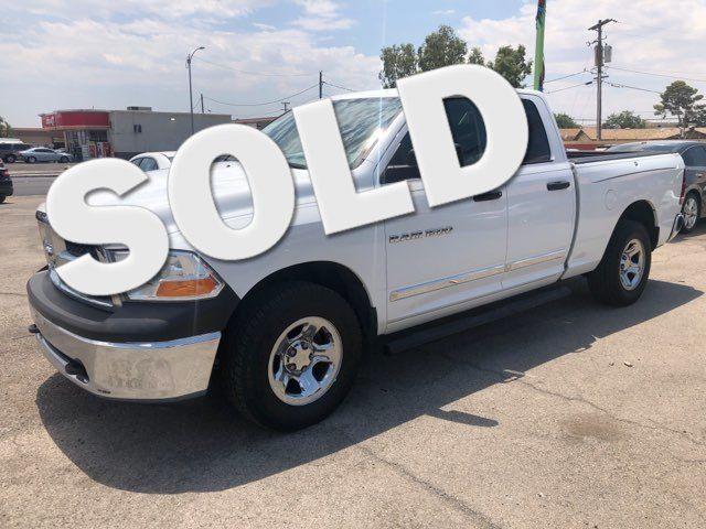 2012 Ram 1500 Tradesman CAR PROS AUTO CENTER (702) 405-9905 Las Vegas, Nevada