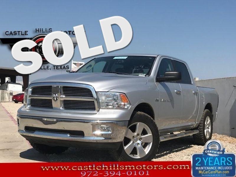 2012 Ram 1500 Big Horn | Lewisville, Texas | Castle Hills Motors in Lewisville Texas