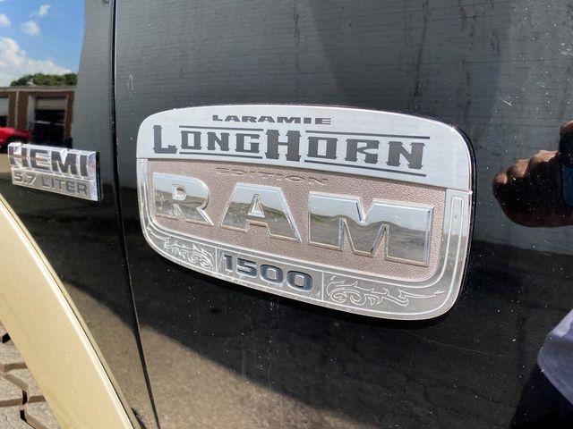 2012 Ram 1500 Laramie Longhorn Edition Madison, NC 10
