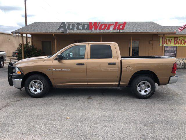 2012 Ram 1500 ST in Marble Falls TX, 78654