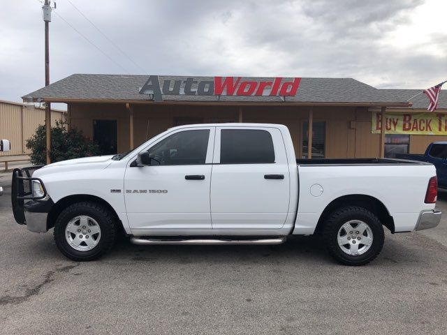 2012 Ram 1500 ST in Marble Falls TX, 78654
