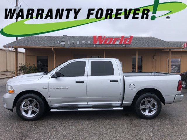 2012 Ram 1500 ST in Marble Falls, TX 78654