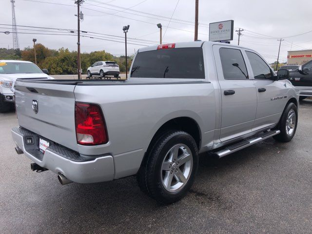 2012 Dodge Ram 1500 ST in Marble Falls, TX 78654