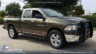 2012 Ram 1500 Outdoorsman MOSSY OAK EDITION in McKinney Texas, 75070