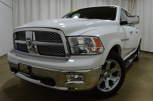 2012 Ram 1500 4X4 Laramie