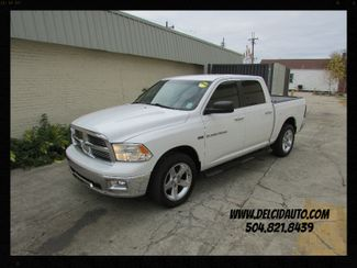 "2012 Ram 1500 HEMI ""BIG HORN"", Leather! Clean CarFax! in New Orleans Louisiana, 70119"