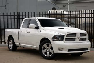 2012 Ram 1500 Sport* 2WD* Leather* 20'' Wheels* Crew* EZ Finan | Plano, TX | Carrick's Autos in Plano TX