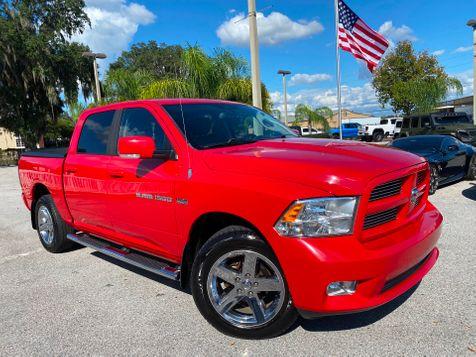 2012 Ram 1500 SPORT CREW HEMI V8 4X4 CARFAX CERT in Plant City, Florida