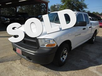 2012 Ram 1500 Quad Cab 4x4 ST Houston, Mississippi