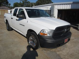 2012 Ram 1500 Quad Cab 4x4 ST Houston, Mississippi 1