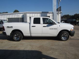 2012 Ram 1500 Quad Cab 4x4 ST Houston, Mississippi 2