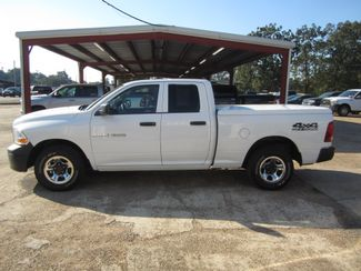 2012 Ram 1500 Quad Cab 4x4 ST Houston, Mississippi 3