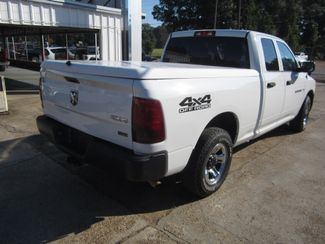 2012 Ram 1500 Quad Cab 4x4 ST Houston, Mississippi 4