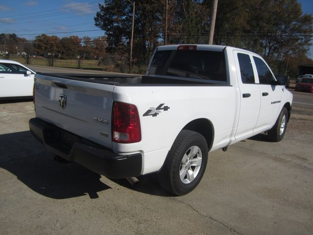 2012 Ram 1500 Quad Cab 4x4 Houston, Mississippi 4