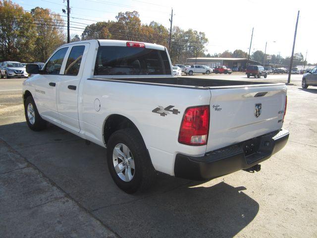 2012 Ram 1500 Quad Cab 4x4 Houston, Mississippi 5