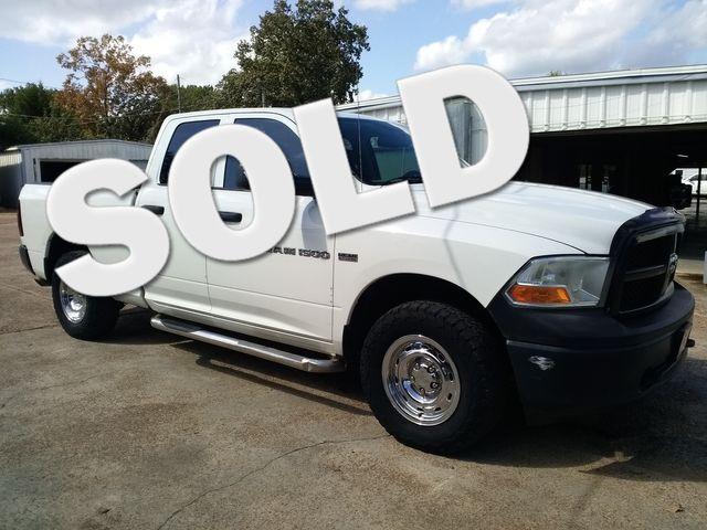 2012 Ram 1500 Quad Cab 4x4 ST Houston, Mississippi