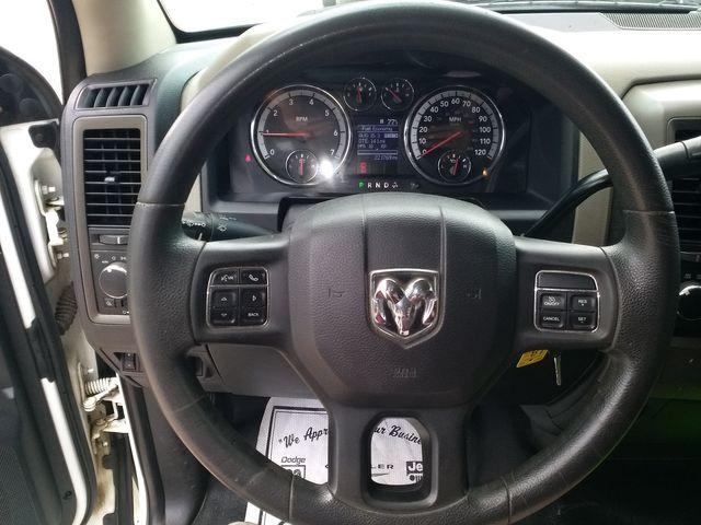 2012 Ram 1500 Quad Cab 4x4 ST Houston, Mississippi 12