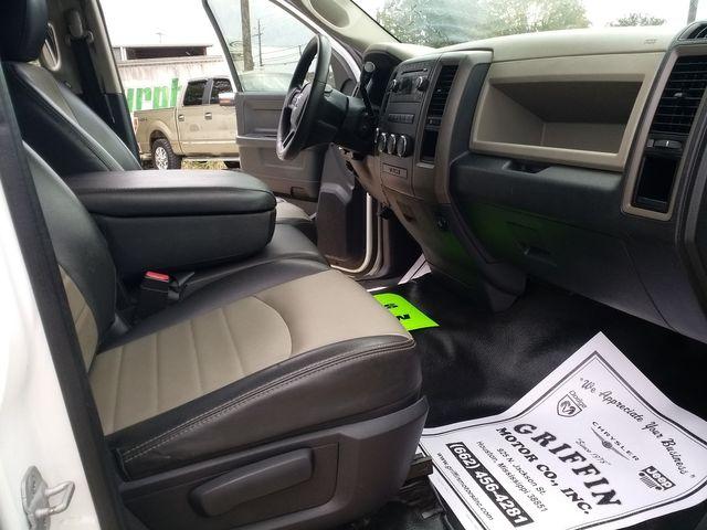 2012 Ram 1500 Quad Cab 4x4 ST Houston, Mississippi 9