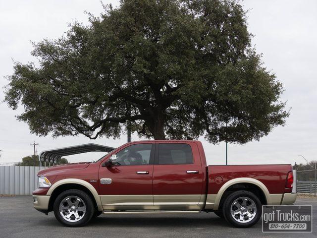 2012 Dodge Ram 1500 Crew Cab Laramie Longhorn 5.7L Hemi V8