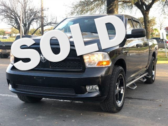 2012 Ram 1500 Express in San Antonio, TX 78233