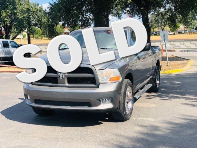 2012 Ram 1500 Express in San Antonio, TX 78233