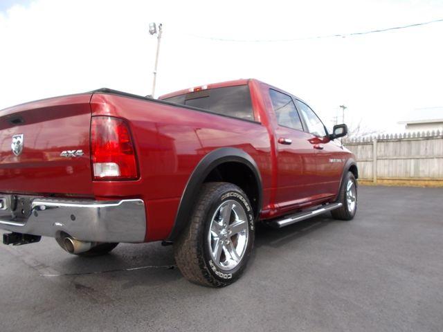 2012 Ram 1500 Big Horn Shelbyville, TN 11