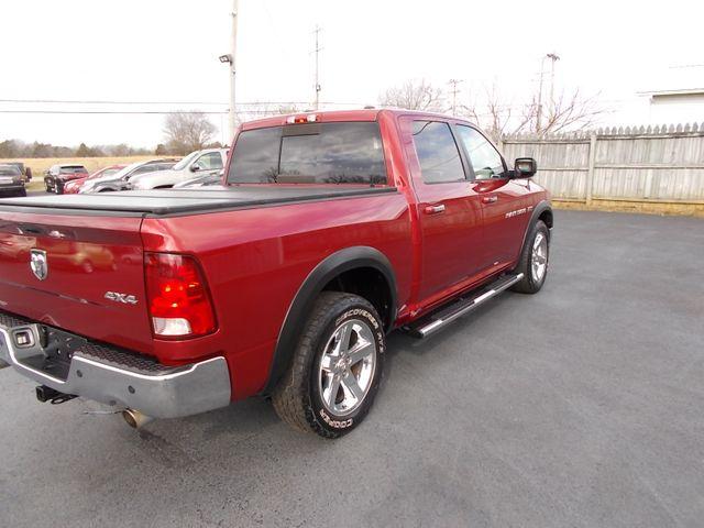 2012 Ram 1500 Big Horn Shelbyville, TN 12