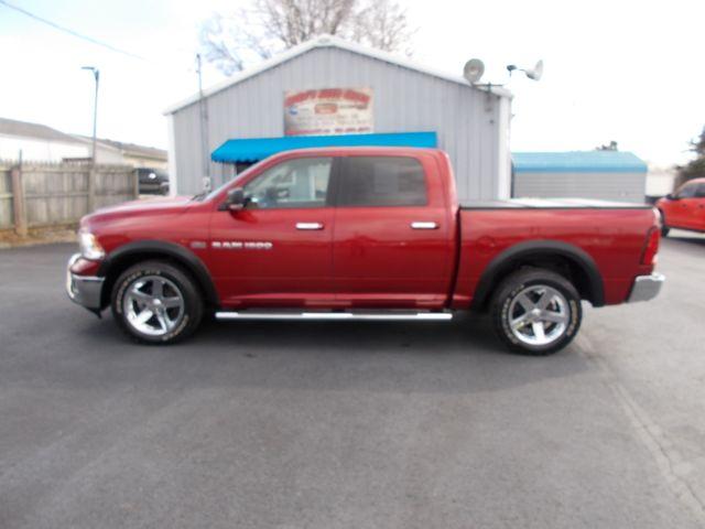 2012 Ram 1500 Big Horn Shelbyville, TN 2