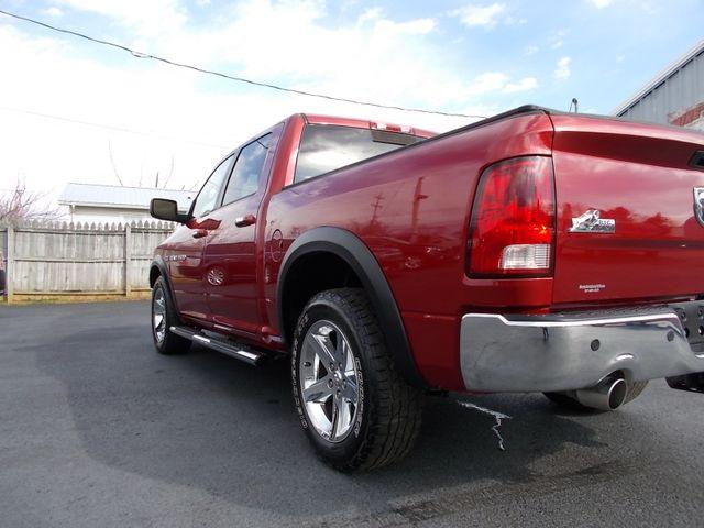 2012 Ram 1500 Big Horn Shelbyville, TN 3