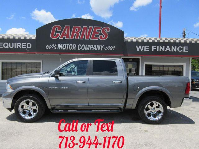2012 Ram 1500 Laramie south houston, TX