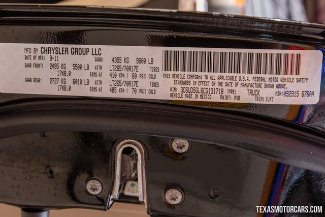 2012 Ram 2500 4X4 Laramie Longhorn in Addison, Texas 75001