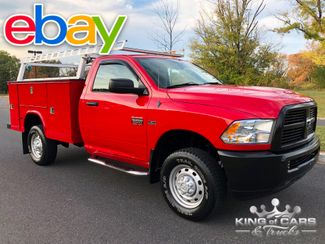 2012 Ram 2500 4x4 Reg Cab UTILITY 1-OWNER ONLY 43K MILES 5.7L V8 MINT in Woodbury, New Jersey 08096