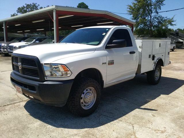 2012 Ram 2500 4x4 utility bed ST Houston, Mississippi 1