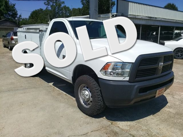 2012 Ram 2500 4x4 utility bed ST Houston, Mississippi
