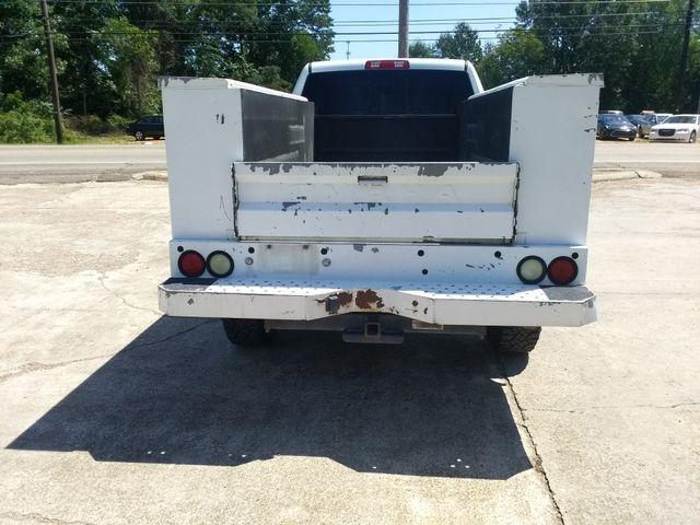 2012 Ram 2500 4x4 utility bed ST Houston, Mississippi 6