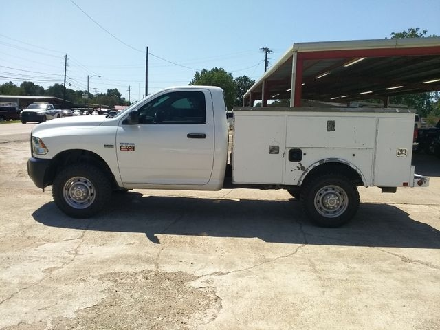 2012 Ram 2500 4x4 utility bed ST Houston, Mississippi 3