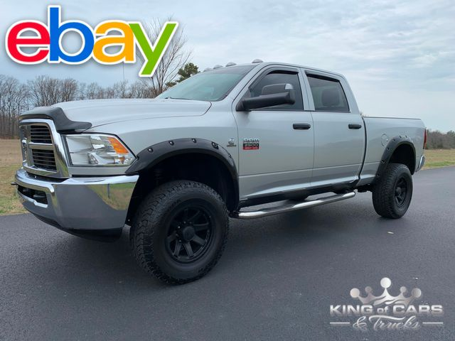 2012 Ram 2500 6.7 Diesel 4X4 6 SPEED MANUAL PRE DEF
