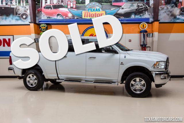 2012 Ram 2500 Laramie Limited 4X4