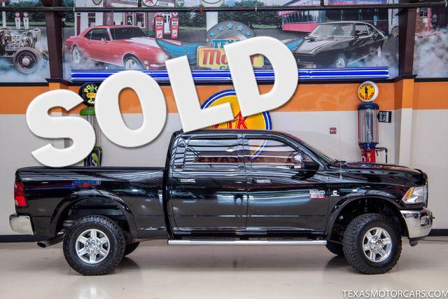 2012 Ram 2500 Laramie 4x4