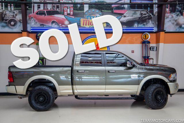 2012 Ram 2500 Laramie Longhorn 4x4