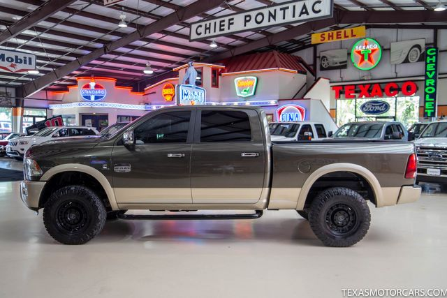 2012 Ram 2500 Laramie Longhorn 4x4 in Addison, Texas 75001