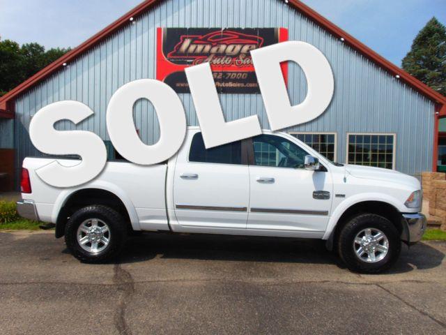 2012 Ram 2500 Laramie Longhorn