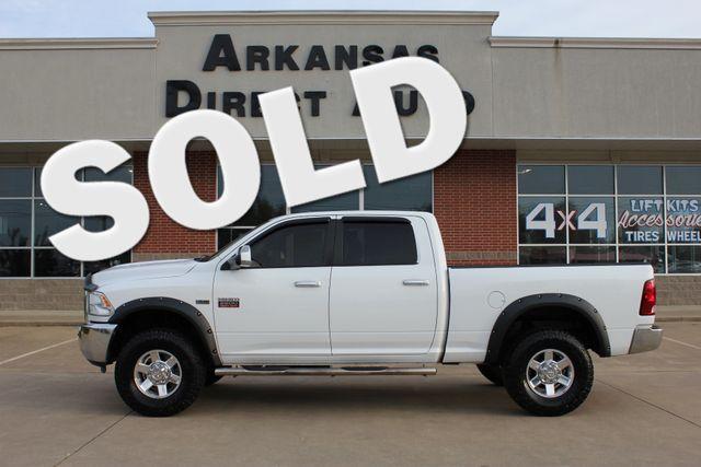 2012 Ram 2500 SLT 4X4 Conway, Arkansas